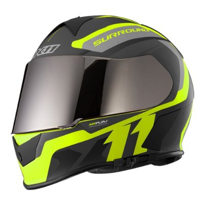 CAPACETE X11 REVO SURROUND - NEON