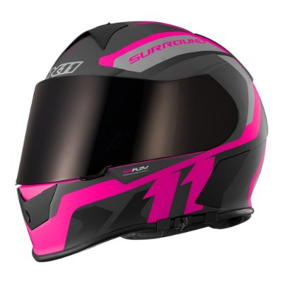 CAPACETE X11 REVO SURROUND - ROSA