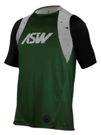 Camisa ASW Ride Ground