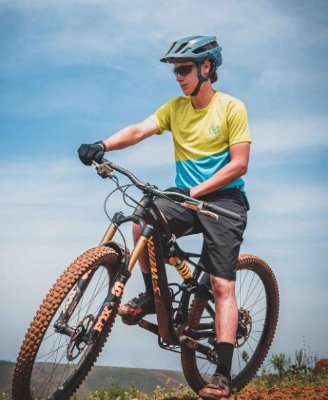 Camisa Moutain Bike Nomad
