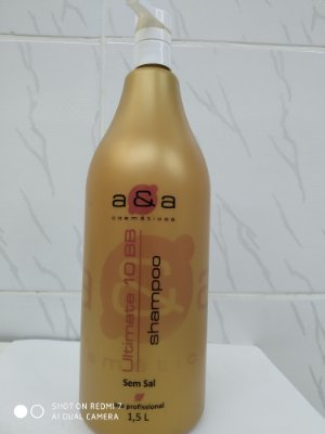 Shampoo Ultimate 10 BB Cream 1,5L