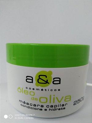 Máscara Óleo de Oliva 250g