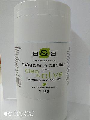 Máscara Óleo de Oliva 1Kg