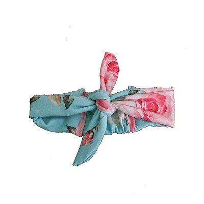 Faixa De Cabelo - Floral Tiffany (Casulo)