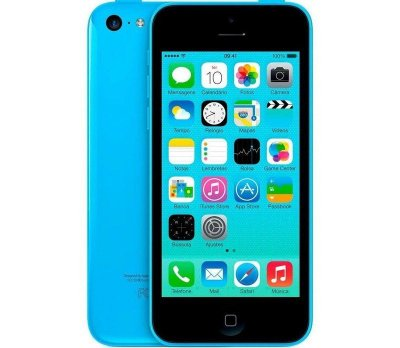 VITRINE: iPhone 5C 32GB Azul iOS 4G