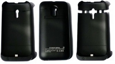 Capa  Carregador Bateria Externa  Moto G2 Power Bank 10.000mAh