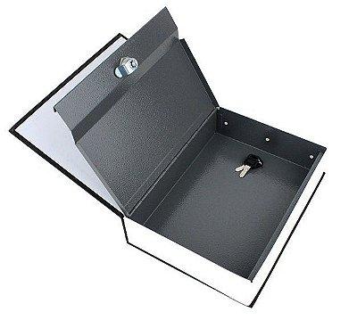 Cofre Camuflado Formato De Livro Dicionário Com Chave