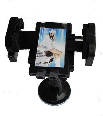 Suporte Veicular Universal Navegador Gps Celular com ventosa .
