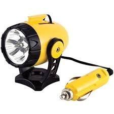 Luz de Emergência Magnética para Carro 12v