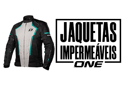 Jaquetas Impermeáveis One
