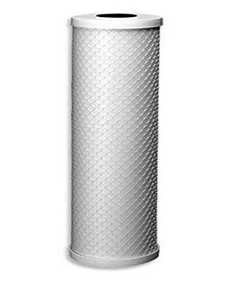 "Elemento Filtrante Carvão Ativado (BLOCK) 5/25 Micron 20"" x 4,5"""