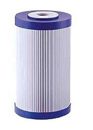 "Elemento Filtrante Polipropileno Plissado 5/25/50 Micron 10"" x 4,5"""