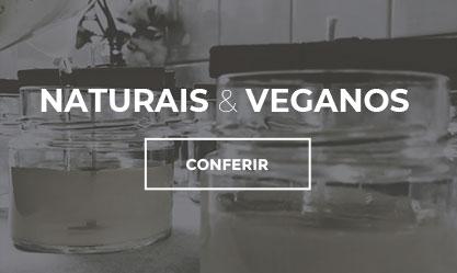 Naturais e Veganos