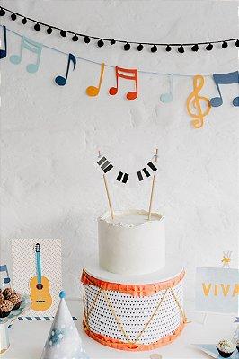 mini festa musical
