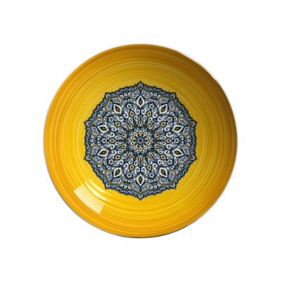 Prato Bowl 20cm Coup Bombaim - Cerâmica Scalla