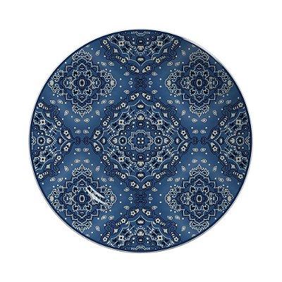 Prato Raso 27cm Bandana - Cerâmica Scalla