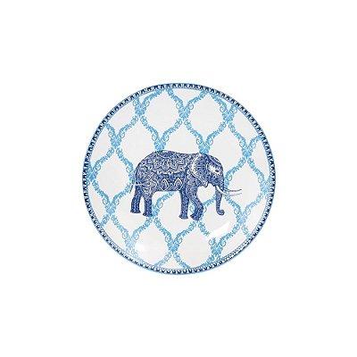 Prato Sobremesa 20cm Bangalore - Cerâmica Scalla