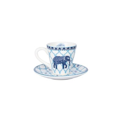 Xícara De Chá Bangalore - Cerâmica Scalla