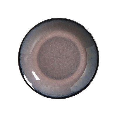 Prato Fundo 24cm Planet Rm - Cerâmica Scalla