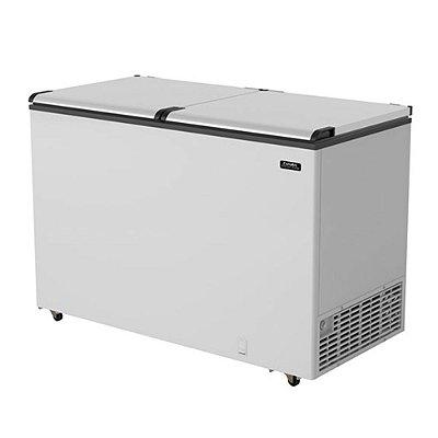 Freezer Horizontal 468 Litros ECH500 Esmaltec Branco 110V