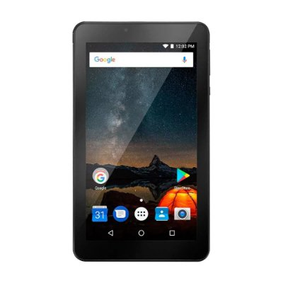 Tablet M7S Plus QuadCore 1GB de Ram Memória 32GB Tela 7 Polegadas Preto NB312 Multilaser