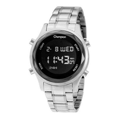Relógio Feminino Digital CH48108T Champion Vidro Lapidado