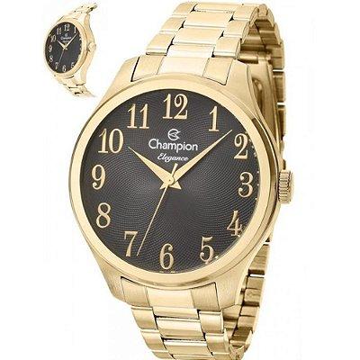 Relógio Feminino CN27518U Dourado Champion