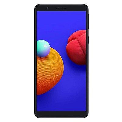 Smartphone Galaxy A01 Core 32GB 2GB RAM - Preto SAMSUNG