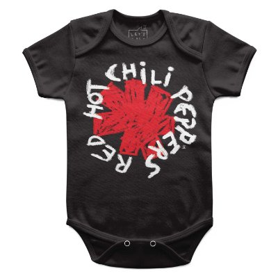 Body Red Hot Chili Peppers Handmade, Let's Rock Baby
