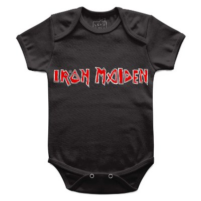 Body Iron Maiden Handmade, Let's Rock Baby