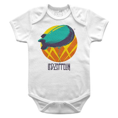 Body Led Zeppelin Balão, Let's Rock Baby