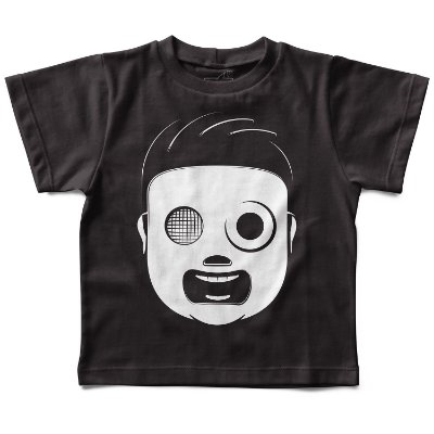 Camiseta Infantil Slipknot, Let's Rock Baby