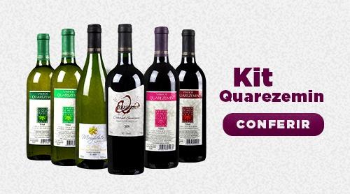 Promoção Kit Quarezemin
