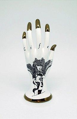 Mão Espalmada Lilith