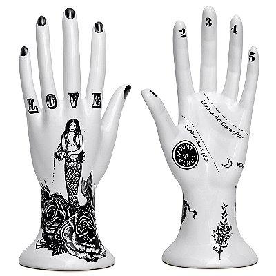Mão Espalmada _ Sereia