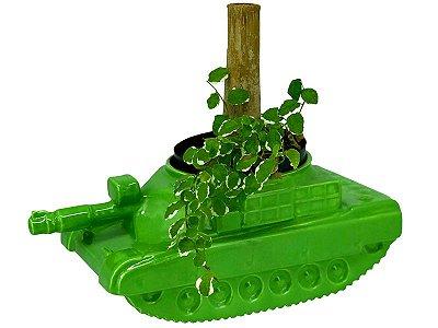 Tanque Vaso verde