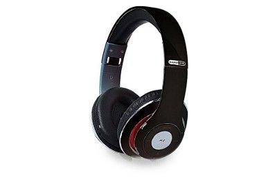 Fone De Ouvido Bluetooth Tm010 Hardline - Preto
