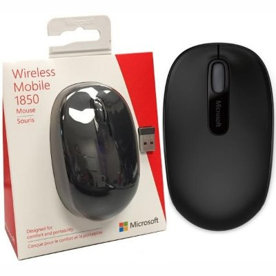 Mouse Wireless Microsoft 1850