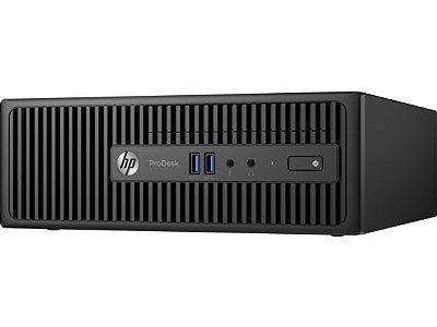 Computador HP ProDesk 400 G3 Core I3 4GB 500GB HD - Freedos