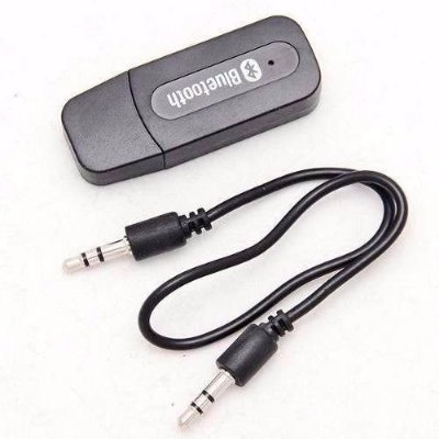 Adaptador Bluetooth Wireless Usb Musica Carro P2