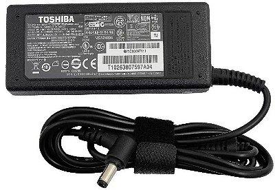Fonte Carregador Toshiba 19V 3,42a 65W