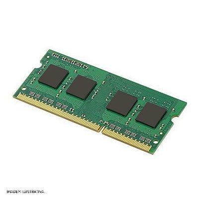 Memória Notebook Tronos 4GB DDR3 1333MHz