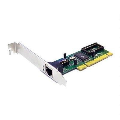 Placa de Rede Feasso FEASSO FPR-01 PCI 10/100MBPS