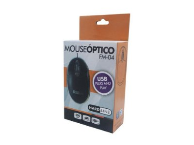 Mouse Óptico PS2