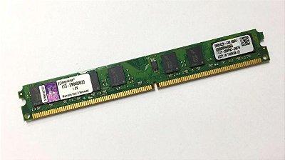 Memória Kingston 2GB DDR2 667MHZ