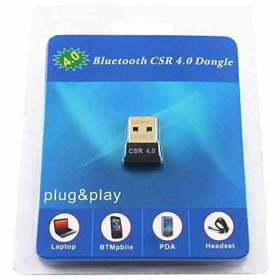 Adaptador Bluetooth 4.0 USB PAWATECH