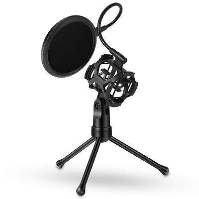 Suporte para Microfone Andowl PS-2