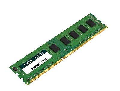 Memória Desktop 4GB DDR3 1333MHZ BrazilPC
