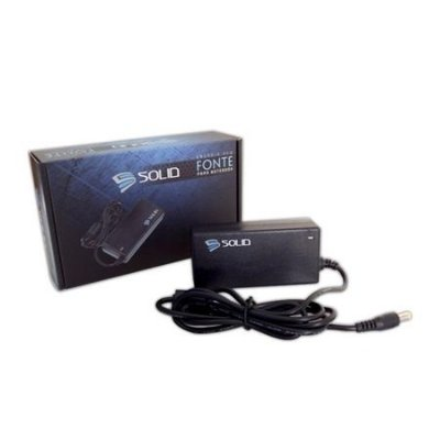 Fonte Universal para Notebook Solid