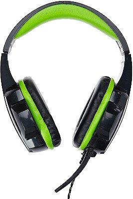 Fone de Ouvido com Microfone Headset Gamer Multilaser PH123